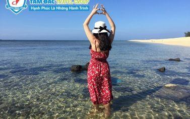 Vịnh Triều Dương – nơi mang vẻ đẹp mê hồn của Phú Quý