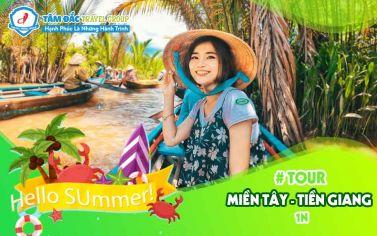 Tour du lịch Tiền Giang 1 ngày - Giá siêu rẻ chỉ 500k - Kh Hàng Tuần