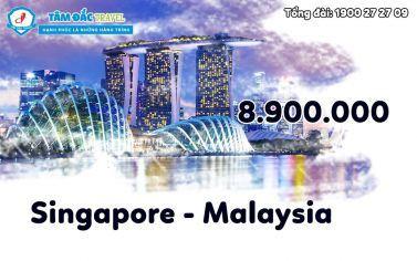 TOUR DU LICH SINGAPORE MALAYSIA 4 NGÀY 3 ĐÊM CHẤT LƯƠNG GIÁ RẺ
